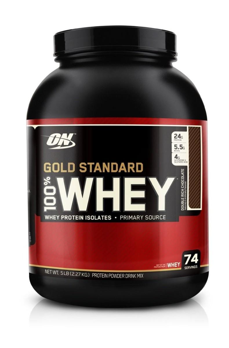 Proteína ON Gold standard Guía de uso y cómo tomar.